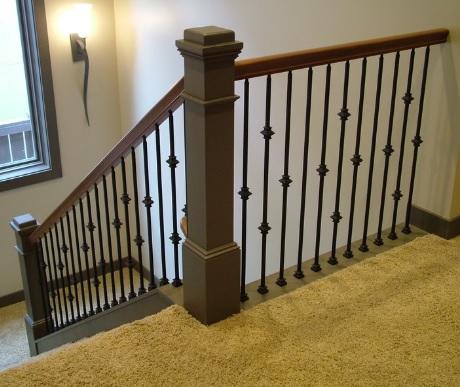 Балясины из дерева для лестницы: чертежи, фото и видео как